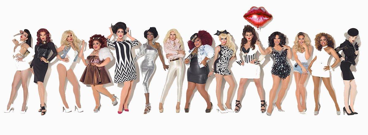 Season 7 Drag Stars